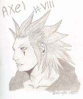 Axel Number VIII by Sorasgirl24