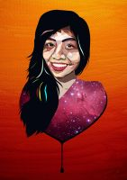 WPAP Vector Portrait by HeChie
