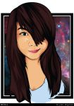 My first Vector Portrait by jeanbryan1