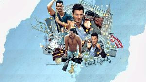 David Gandy Wallpaper Blend by Lilith-Winchester
