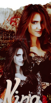 Avatar.Nina Dobrev.05 by favouritevampire