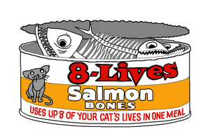 8 Lives cat food by calie4ever28
