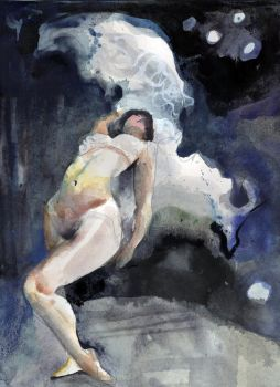 Burlesque Salome by tombennett