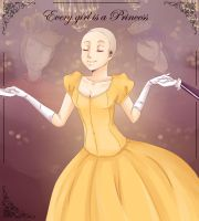 Every girl is a Princess by Yvanya