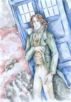 DW- The 8th Doctor by lileinconnue