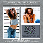 Photopack#21|Phoebe Tonkin| by Graphics Me by GraphicMeGiulia