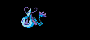 how shiny milotic should look by 123vilocirapter