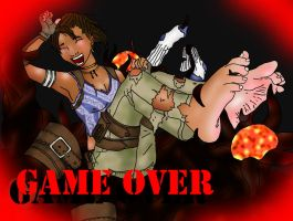 RE5 Game Over by Richy17