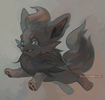 zorua by teacosies