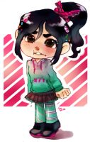 .:vanellope:. by Maby-chan