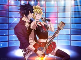 Graylu punk style by Milady666