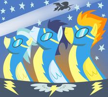 Wonderbolts by CatIron