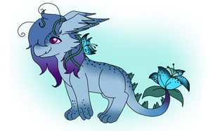 Tiger lilly - Little fairy by Pirate-Foxy