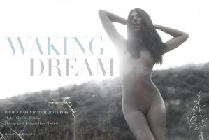 Waking Dream Title Card by IDiivil-Official