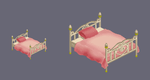 Bed by M-seiran