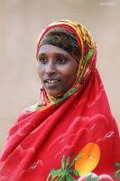 Ruanda Muslim Women by ademmm