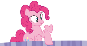 Pinkie Pie Heart Pounding by CloudyGlow