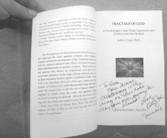 FRACTALS OF GOD BY KATHY J. FORTI ... signed editi by GeaAusten