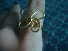 Clover ring by fourthstripe