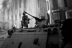 Egyptian Revolution 017 by MahmoudYakut
