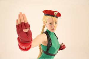 SF-V Cammy ~ by OniksiyaSofinikum