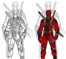 the man without sense by samuraiblack