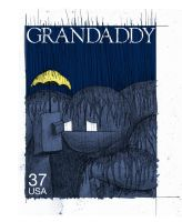 Stamps - 07 Grandaddy. by princepoo