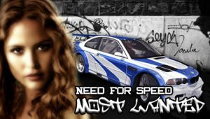 Need for Speed Most Wanted by MrDraftsman