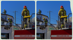 Fire Rescue of Thunder Bay 3D CrossView by zour