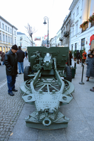 World War II cannon 2 by Testy