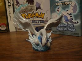 Pokemon SoulSilver Lugia by HiddenWolfSoulKimi