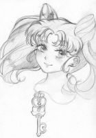 Chibiusa by Princess--Ailish
