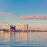 City by the Sea by FlabnBone