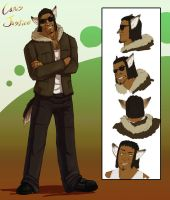 AB: Canis Profile by MooFrog44