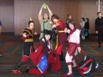 Ozai's Angels and More by JerseyX