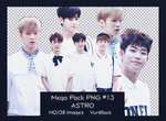 Mega Pack PNG #13 - ASTRO by YuriBlack