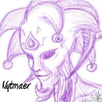 Nytmaer Concept by Nightmare-Repetition