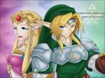 At Your Side, Princess by Lady-Zelda-of-Hyrule