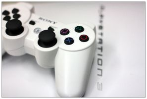 Playstation 3 by izstar