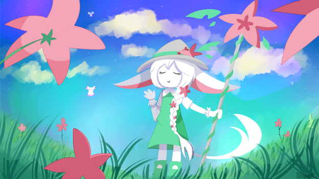Gardening is my thing by LoserIdiote
