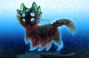 Cat by Cellusious