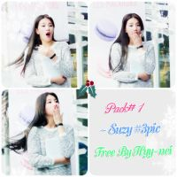 Pack1 Suzy Free By~Hyy-nei by hyy-neii