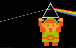 The Dark Side of the Moon Link by NES--still-the-best
