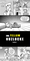 Evil Yellow Nuzlocke PAGE 2 by EvilMel