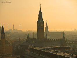 good morning Copenhagen--. by burcyna