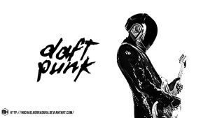 Daft Punk wallpaper by michaelherradura
