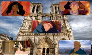 The Hunchback of the Notre Dame by Nestorladouce