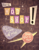 The Mod Shop by TG-Garfieldo