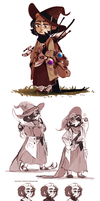 witchsona 2014 by tricksterair