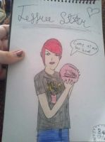Jeffree Star challenges you to bowling by SailorStarMiracle